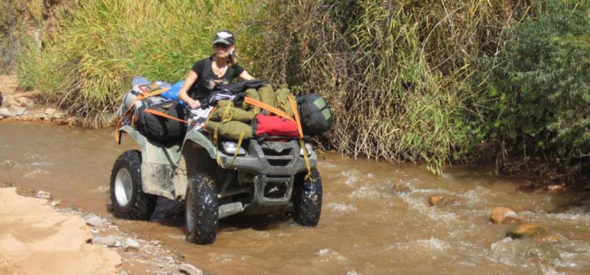 4x4 ATV Adventure Tour sui monti del Tian Shan